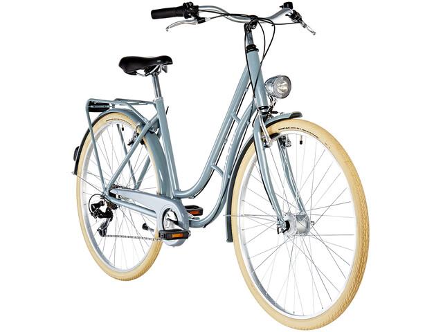 Ortler Detroit EQ Citybike Alu 6 gear grå (2019) | City-cykler